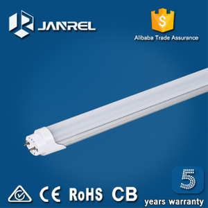 led t8 aluminum PC tube